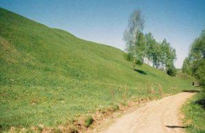Городище в Малоярославце
