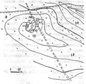 Курганный могильник 1 у поселка Мещерино