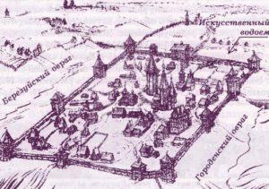 Реконструкция Калужской крепости