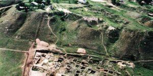 Розкопки в Ольвії