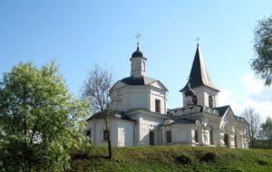 Церковь Воскресения Христова в городе Тарусса
