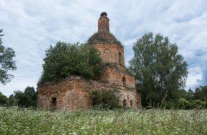 Церковь в Хвастовичах