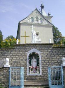 Вірменська церква у Язлівці