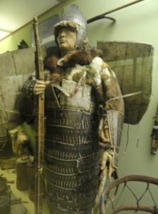 Чукотский воин