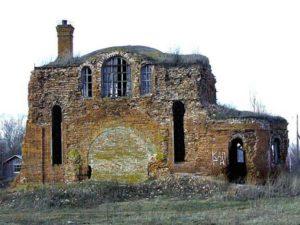 Храм Василия Великого в селе Золотилово