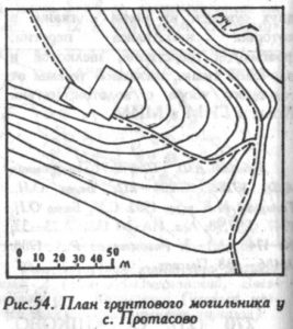 Могильник в Протасово