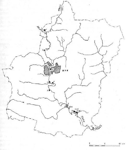 Археология Шуйского района