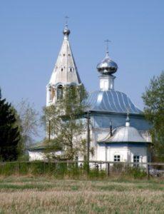 Благовещенская церковь в селе Воронцово