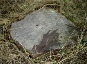 Камень-следовик в Пичугино