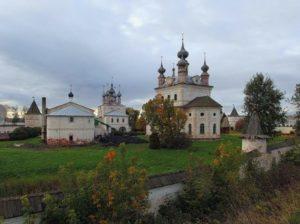 Крепость Белый город в Юрьевце