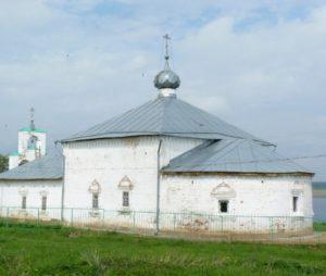 Никольская церковь в Макариев-Решемском монастыре