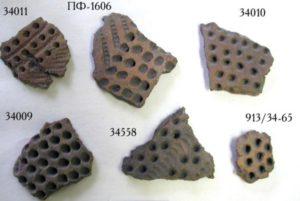 Керамика балахнинской культуры