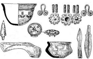 Изделия абашевской культуры