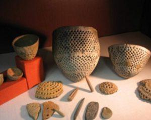 Изделия льяловской культуры