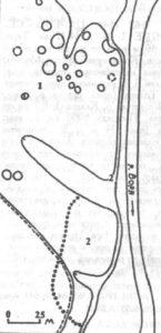 Курганный могильник 2 и селище 2 у села Царево