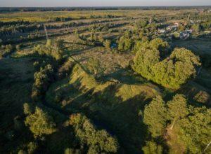 Шерна-городок у села Могутово