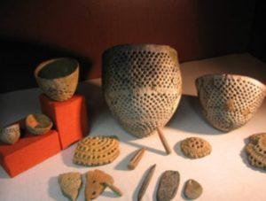 Керамика льяловской культуры