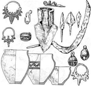 Предметы роменско-боршевской культуры