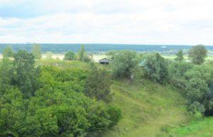 Городище Колтеска в Колтово