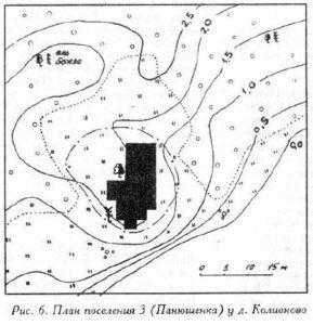 Поселение у деревни Колионово