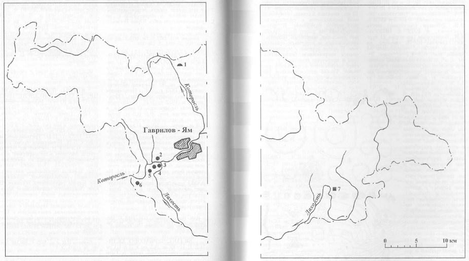 Археология Гаврилов-Ямского района