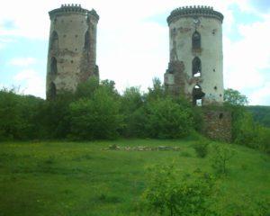 Дві башти