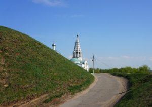 Городище в Серпухове