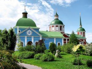 Казанская Богородицкая Площанская мужская пустынь