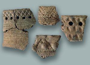 Керамика лебяжской культуры