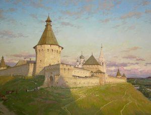 Кремль в Серпухове
