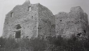 Надбрамна вежа, фотографія Жолтовського