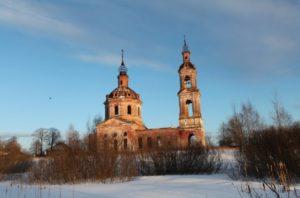 Церковь Покрова Пресвятой Богородицы, село Адреевское