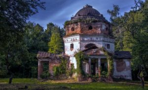 Церковь Покрова Пресвятой Богородицы в селе Новая Романовка