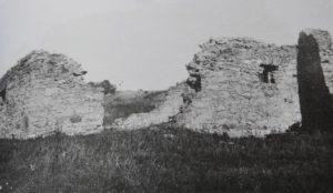 Так звана Богунова башта, фотографія Жолтовського