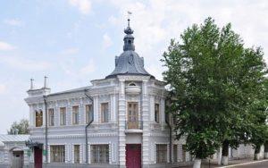 Чистопольский историко-архитектурный и литературный музей