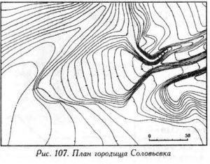 Городище Соловьевка