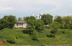 Городище города Романов в Тутаеве