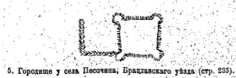 Із книги Матеріали 11 археологічного з'їзду в Києві, 1899 рік