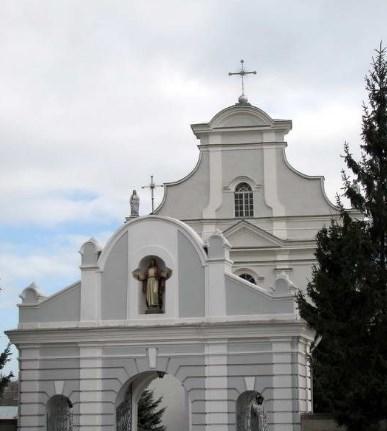 Костел святого Флоріана