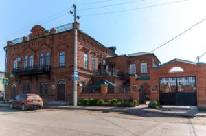 Краеведческий музей Куморского района