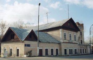 Краеведческий музей города Менделеевск