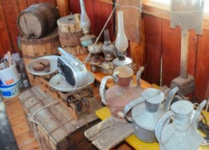 Музей Наша деревня в селе Салмаш