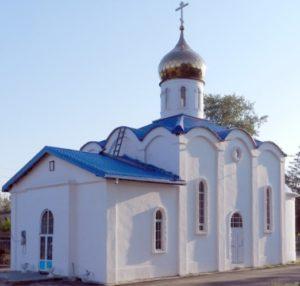 Церковь Флора и Лавра в Хомутовке