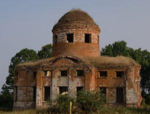 Церковь Никоая Чудотворца в селе Тестово