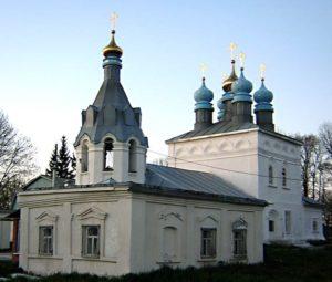 Церковь Покрова Пресвятой Богородицы в Путятино