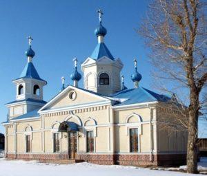 Церковь Покрова Пресвятой Богородицы в селе Крым-Сарай