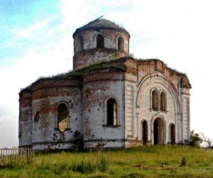 Церковь Рождества Христова в селе Рождественка