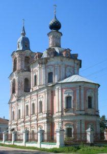 Церковь Воскресения в Нерехте