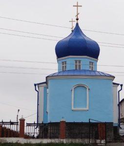 Успенская церковь в селе Медведково