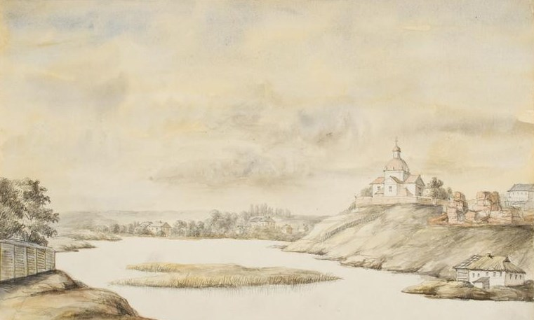 Акварель Наполеона Орди